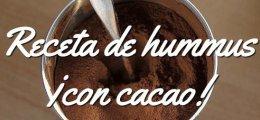 Hummus de cacao